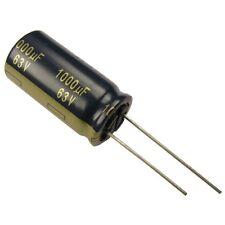 Elko Panasonic FC 1000uF 63V 105°C Low impedance Kondensator radial 854373