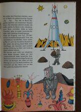 DDR Kinderbuch Chemie 1962 Rakete Weltraum Utopie science fiction up scifi Mars