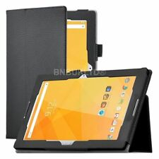 "For Acer Iconia Tab 10 A3-A20 (10.1"") Tablet Leather Folio Case Stand Cover"