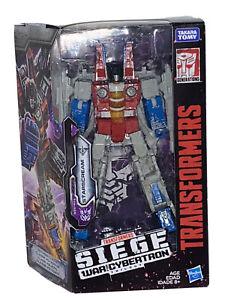 Starscream Transformers Siege War For  Cybertron Action Figure Decepticon Takara