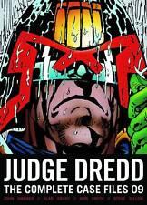 Judge Dredd: Complete Case Files 09 by Grant Ezquerra Dillon more PB 2015 2000AD