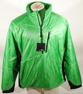 RLX Ralph Lauren Acel Green Pullover Light Puffer Jacket XXL NWT $295 D1B
