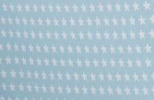 Chinchonera de estrellas para cuna protección para el bebé en rosa, azul, gris
