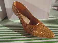 Just The Right Shoe Golden Stiletto 1999