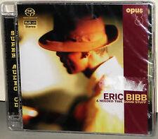 OPUS 3 Hybrid SACD 19623: Eric Bibb - GOOD STUFF - Germany 2005 Factory SEALED