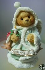 "CHERISHED TEDDIES ""ANGELA 1998 CHRISTMAS THEME 175986 MINT IN BOX"
