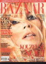 CLAUDIA SCHIFFER GEORGE MICHAEL HARPER'S BAZAAR fashion magazine revue de mode
