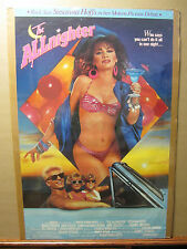Vintage The all nighter Susanna Hoffs poster 1987 1170