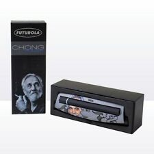 Tommy Chong Cigarette Rolling Machine Blunt Paper Roller Cone Spliff Maker New