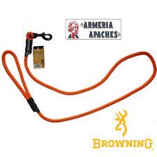 Browning guinzaglio alta visibilita cani da caccia corda 150cm