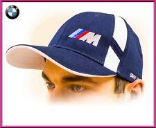 BMW M power Gorra de béisbol BMW unisex cap, algodón azul oscuro. con ///M logo