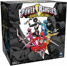 Renegade Game Studios Power Rangers: Heroes of The Grid (New and Sealed)