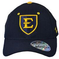NCAA Zephyr ETSU Buccaneers  Flex Fit Stretch Medium Large Curved Bill Hat Cap