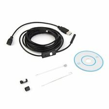 5.5mm 3.5M Android Endoscope Waterproof Borescope USB Inspection BH