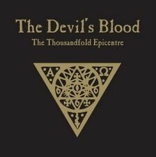 THE DEVIL'S BLOOD - THE THOUSANDFOLD EPICENTRE DIGIBOOK-CD ☆☆☆NEU/NEW☆☆☆