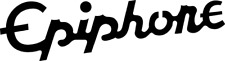 Epiphone (Original Style) Headstock Logo Decal - Pick Your Color