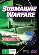 SUBMARINE WARFARE - US WAR OFFICE HISTORICAL DOCUMENTARY FILM DVD