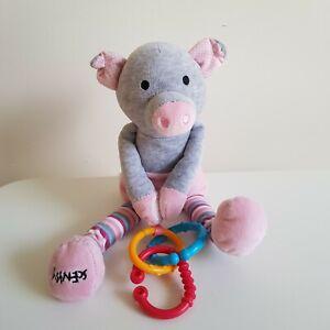 Scentsy Sidekick Baby Buddy Pink Pippy Pig