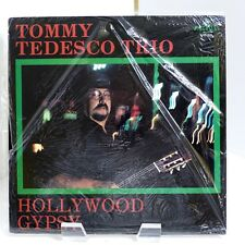 """1986 Tommy Tedesco Trio """"Hollywood Gypsy"""" Discovery DS-928 Mint Stereo LP"""