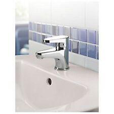 Bristan Quest Bathroom Basin Mono Mixer Tap with Click Waste Model No: QST BAS C