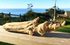 Prime Mendocino Driftwood Sea Weathered Art Peice Natural Sculpture