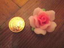 Bolsa de Rosas Rosa Flor Beads