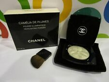 Chanel ~ Camelia De Plumes Highlighting Powder ~ 0.28 Oz Boxed