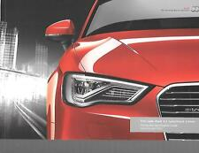 AUDI A3 SPORTBACK e-tron ILLUSTRATED PRICE/SPECIFICATION CAR BROCHURE APRIL 2015