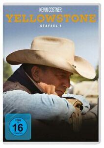 Yellowstone - Die komplette erste Staffel [3 DVD's/NEU/OVP] Kevin Costner, Luke