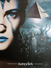BiLAL Enki: IMMORTEL: L'AFFICHE DU FILM - 60 X 80 - OFFSET - 2004