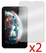 "Hellfire Trading 2x Lenovo IdeaTab A3000 7"" LCD Screen Protector Cover & Cloth"