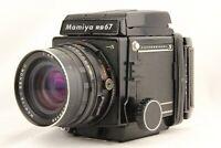 【Optics N.MINT】 MAMIYA RB67 Pro S + SEKOR C 65mm f/4.5 +120 filmback from JAPAN