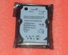 "Lot of 10 Seagate Momentus 4200.2 80 GB,Internal,4200 RPM,2.5"" IDE Hard Disk"