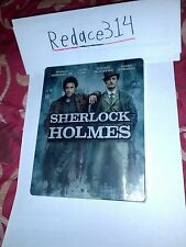 Sherlock Holmes Blu-Ray Steelbook, [JPN] Brand New, Factory Sealed