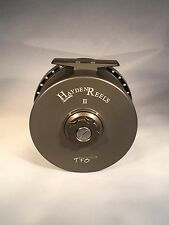 "TFO HAYDEN II FLY FISHING REEL LARGE ARBOR -""Retail Price $624.95"""