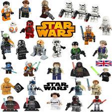 Lego Compatible Star Wars Toys Minifigures Yoda Fisto Ahsoka Tano GIFTS
