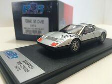 BBR Model 1/43 Ferrari 365 Gt/4 BB 1974 Silver Art. BBR134A