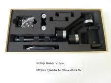 Glide Gear Scopio 3 Axis Stabilizer for Smartphone in original box & in EC.