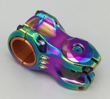 MTB FR road Bike Stems 31.8/35*50mm 0° Short Stem diamond Top cap expander set