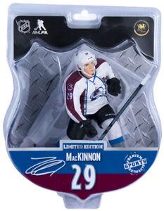 Nathan MacKinnon Colorado Avalanche Imports Dragon Figure NIB NHL Hockey Avs