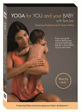 Yoga for You and Your Baby with Tara Lee - Free 1st Class Post