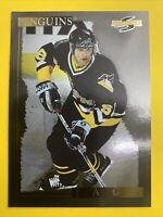 1995-96 Pinnacle Score Black Ice Parallel #1 Jaromir Jagr Pittsburgh Penguins SP