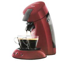 Philips Senseo Kaffeemaschine Kaffee Padmaschine Kaffeepadmaschine HD6553 Rot