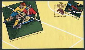HOCKEY WORLD CUP SYDNEY 1994 - PSE CANCELLED FDI (JP)