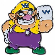 Nintendo Super Mario Collector Pins Series 1 - Wario - Limited Collectors Badge