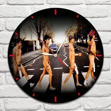 Reloj De Pared red Hot Chili Peppers Color Vinyl Record De Diseño Hogar Tienda de Office 2
