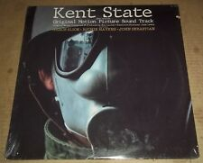 Grace Slick/Richie Havens/Ken Lauber KENT STATE Soundtrack  RCA ABL1-3928 SEALED