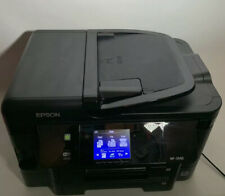 Epson WorkForce WF-3540 Wireless All-in-One Color Printer Poor Print Quality