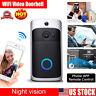 WiFi Wireless Doorbell Video Two-Way HD Talk Smart PIR Door Bell Security Camera