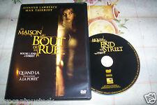 DVD LA MAISON AU BOUT DE LA RUE FILM HORREUR